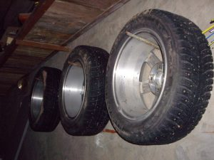 Хранение в гараже