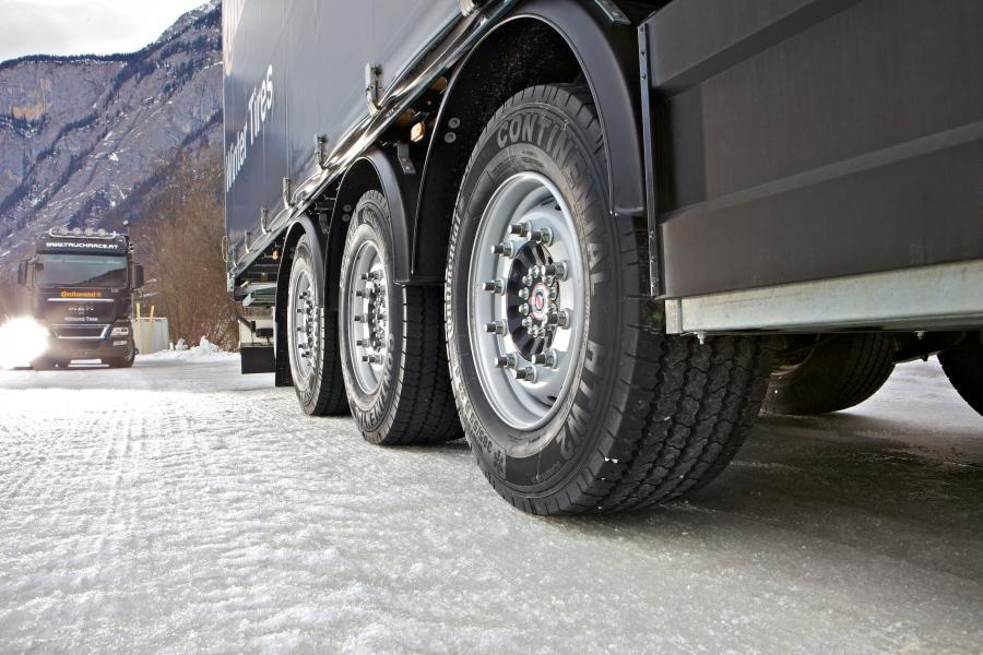 колеса грузового авто