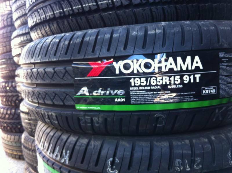 Шины Yokohama A.drive