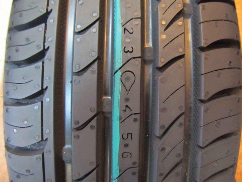 Рисунок протектора летней шины