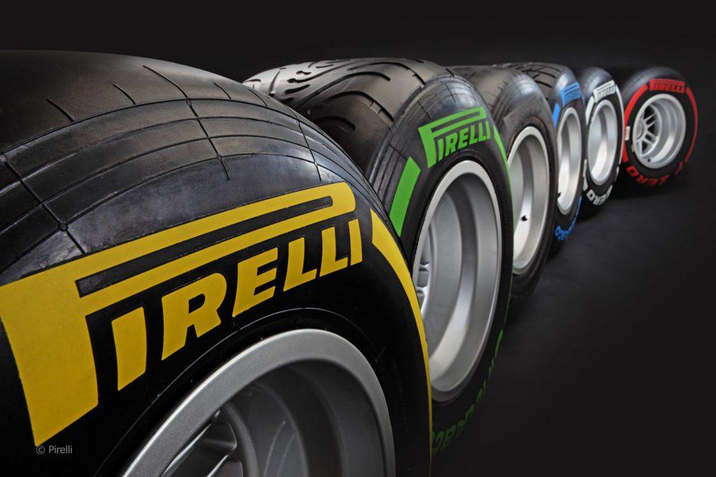 Кто производит шины Пирелли