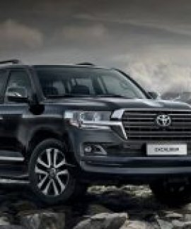 Шины Toyota Land Cruiser Prado 200