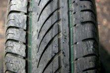 Индикатор износа шины