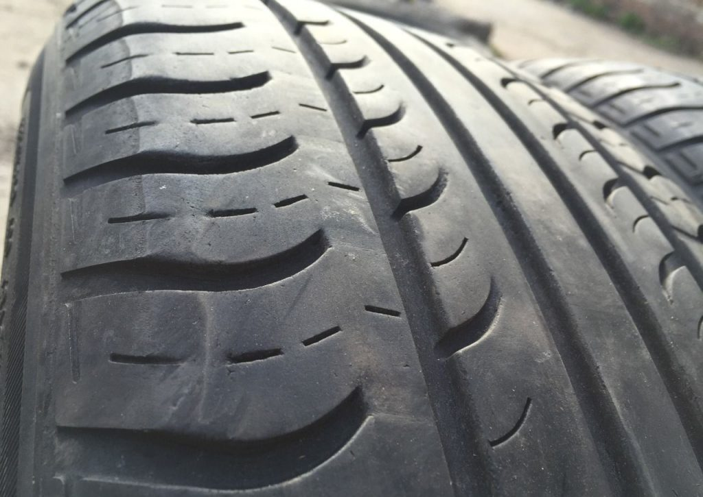"Протектор шины hankook optimo k415 ""с пробегом"""