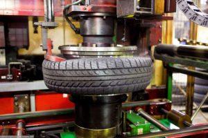 Изготовление шин