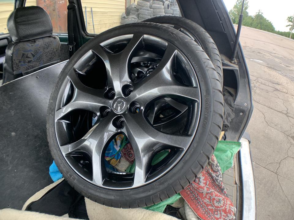 Шина Mazda 6