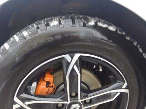 Модель шин