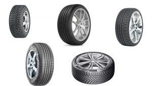Модельный ряд шин