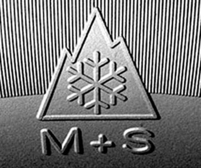 """Пиктограмма """"M+S"""""""