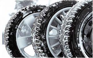 Зимние шины в размере 185 65R15