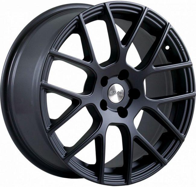 Черный диск